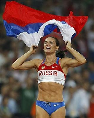 Большая грудь мешает спортсменкам добиться успеха (фото)