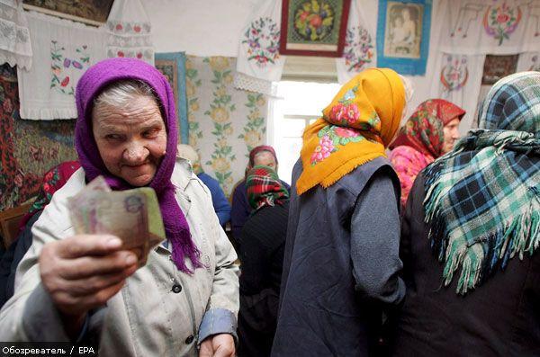Пенсионерка отсудила у государства Украина 26 тысяч гривен
