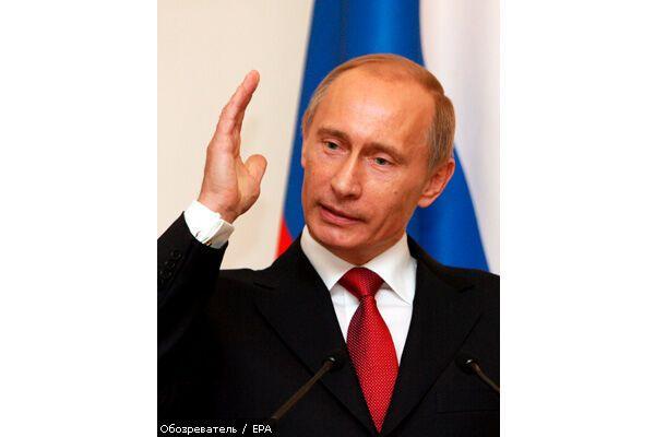 Путин открестился от Тимошенко