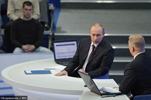 Путин любит Украину