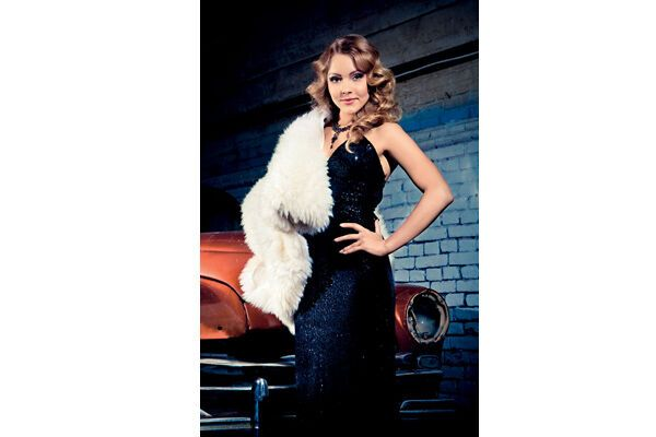 ТОП-25 самых красивых женщин Украины-2009