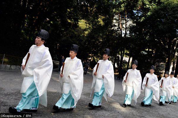 Як в Японії зустрічають Новий рік (ФОТО)