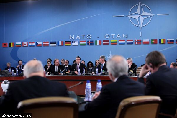 НАТО призвало Россию отказаться от признания Абхазии