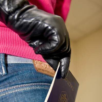 Потерял паспорт? Жди кредиторов!