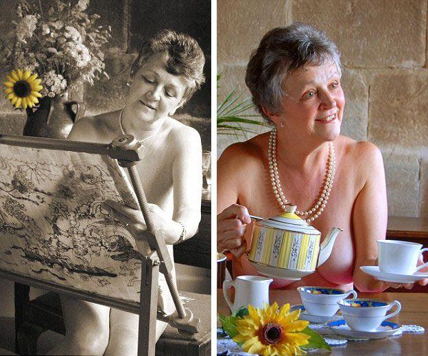 Обнаженные Женщины Русские Пенсионеры