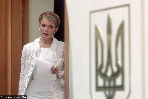 Тимошенко создала Совет автоперевозчиков