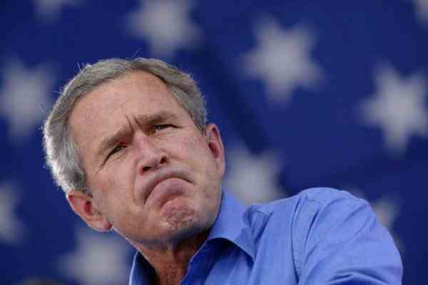 Сенат США розслідує діяльність Буша
