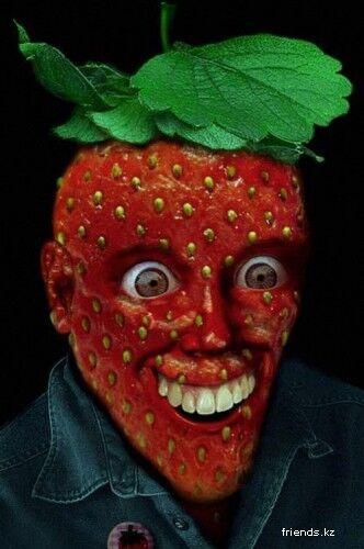 Что ты за фрукт