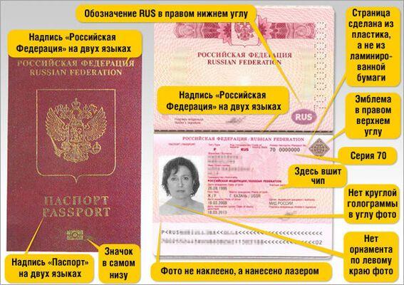 МВС РФ зобов'язав немовлят фотографуватися на закордонний паспорт