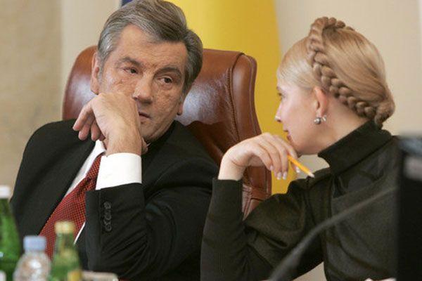 Ющенко змусить Тимошенко переглянути бюджет за рахунок пенсій