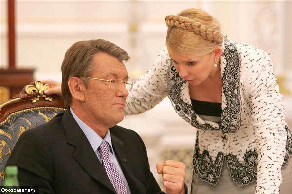 """Ющенко, Тимошенко, Литвин - двоє з них повинні """"сидіти"""""""