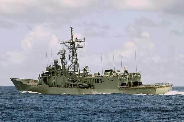Американський фрегат Україні вже не потрібен