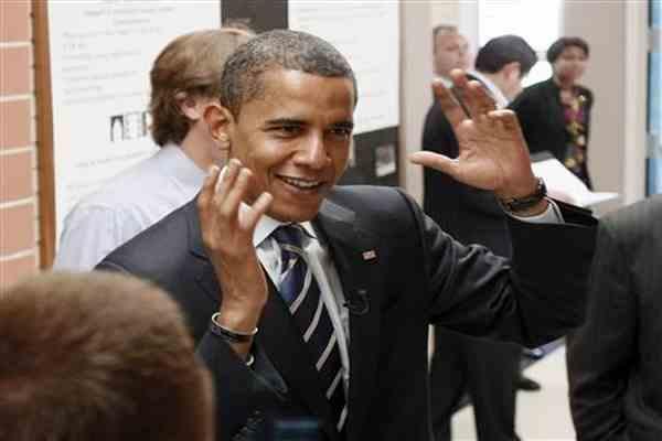 Обама представив бюджет США на наступний рік