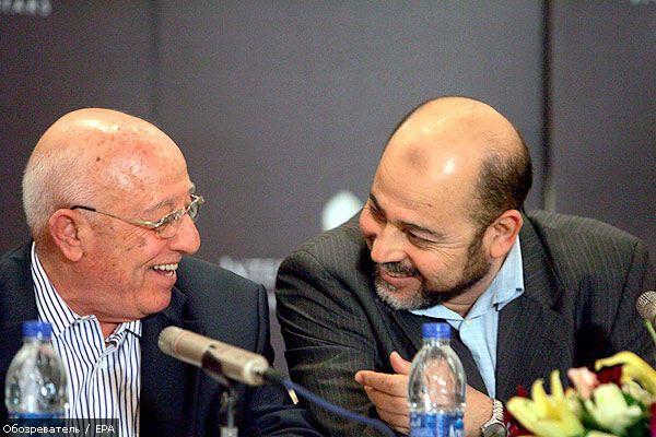 """""""Хамас"""" і """"Фатх"""" створюють спільний уряд"""