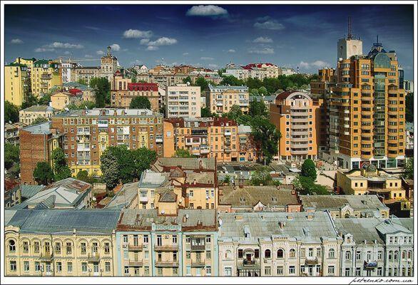 Офіс з Києві коштує трохи дешевше, ніж в Цюріху