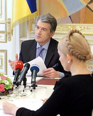 Ющенко пропонує забути про вибори Президента