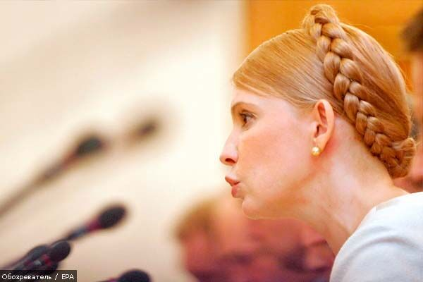 Тимошенко не до виборів під час кризи