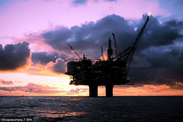 Ціни на нафту різко пішли вниз