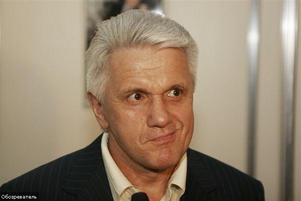 Литвин оголосив список кандидатів у Президенти