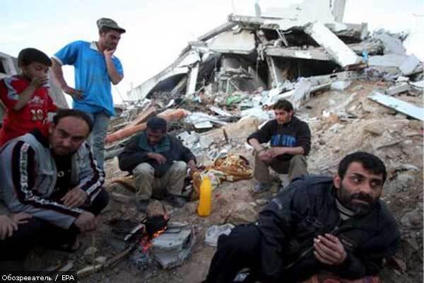 Єврокомісія допоможе Газі на $ 436 млн