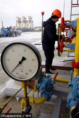"""""""Нафтогаз"""" прорахував фінансову діру на 2009 рік"""