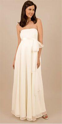 9f6e53bc596440 Наймодніші весільні сукні для вагітних. ФОТО | Обозреватель 05 лютого