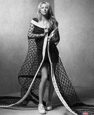 Анна Курникова снялась в рекламе (фото)