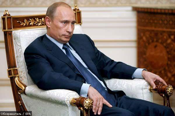 """Путін купив """"Ниву"""", віддав 25 мільярдів"""