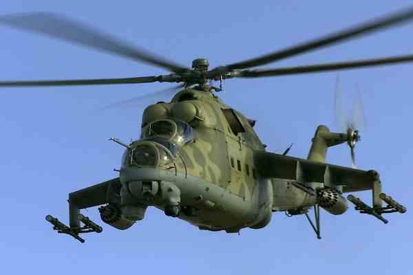У Польщі розбився військовий вертоліт