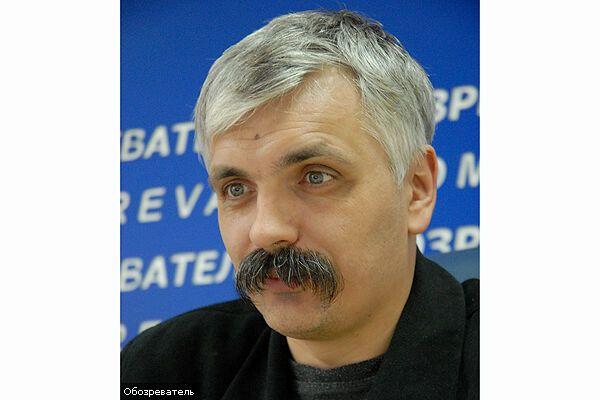 Дмитро Корчинський йде в монастир