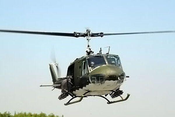 Біля берегів Шотландії впав у море вертоліт з нафтовиками