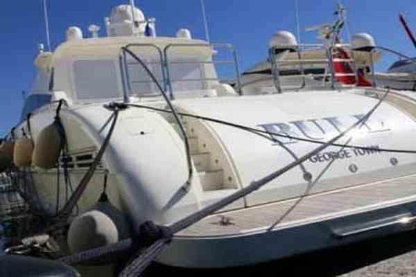 У афериста століття конфіскували дві яхти
