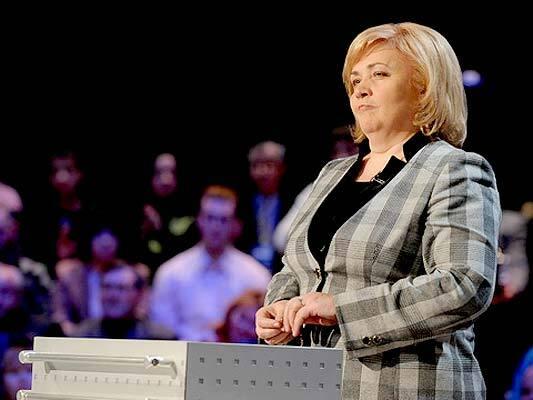 Семенюк-Самсоненко більше не претендує на крісло президента