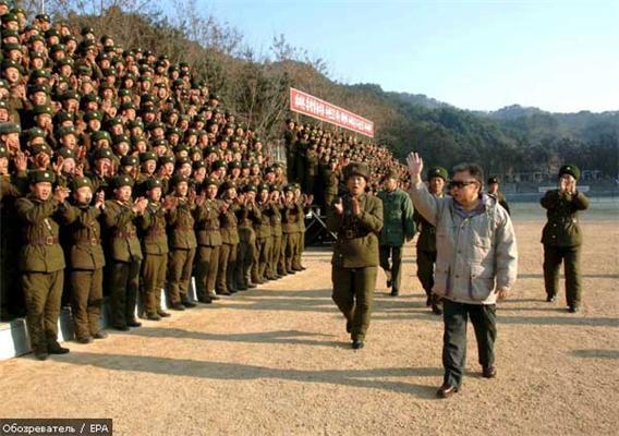 Експерти розгадали плани Кім Чен Іра