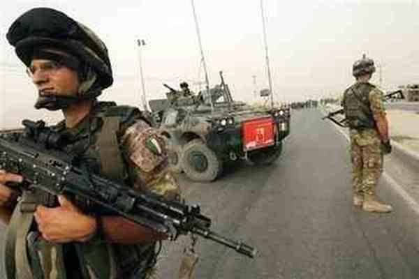 Вибух в Іраку забрав життя п'яти американських солдатів