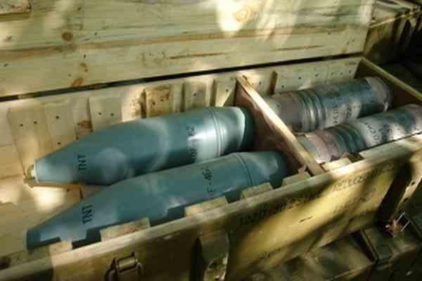 Підпільний збройовий завод знайшли в Єгипті