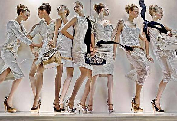 09992c0c545f Prada  рекламная кампания весенне-летней коллекции   Обозреватель