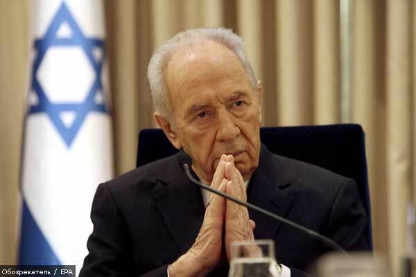Президент Ізраїлю став провідним телешоу