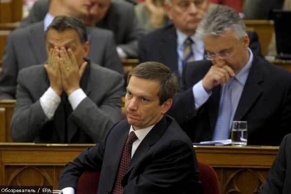 В Угорщині новий прем'єр