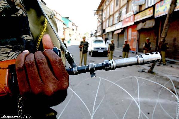 Екстремісти здійснили два теракти в Індії