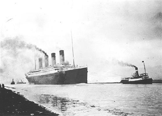 """Великобританія продає квитки на """"Титанік"""""""