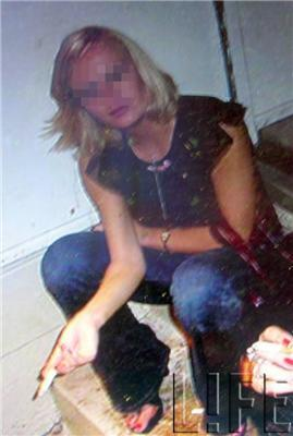 Парикмахерша ТРИ дня насиловала пойманного грабителя. ФОТО
