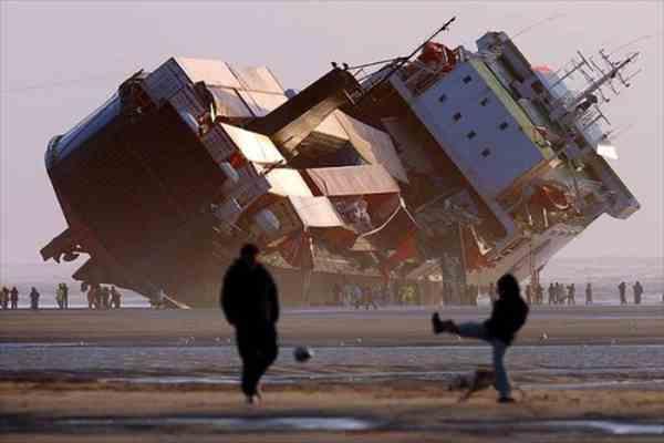 Пасажирське судно вибухнуло в Австралії