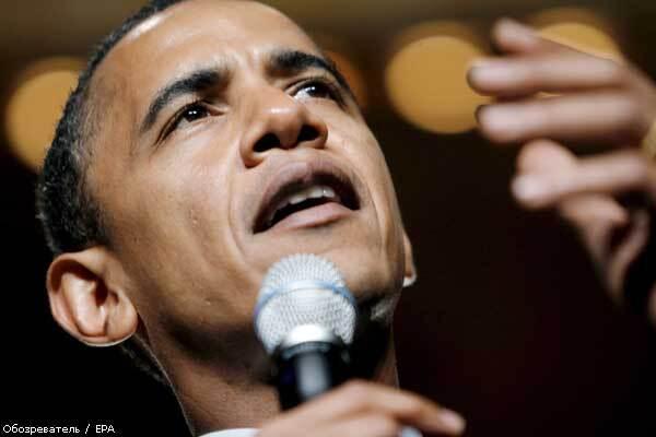 """Обама """"киває"""" на Ейзенхауера"""