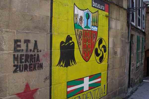 У Франції схоплений головний бойовик басків