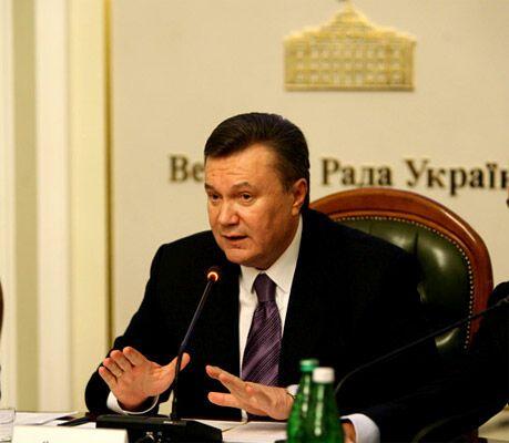 Янукович пообіцяв піти в Президенти
