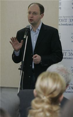 Яценюк: Україна отримає безвізовий режим з ЄС через 5 років