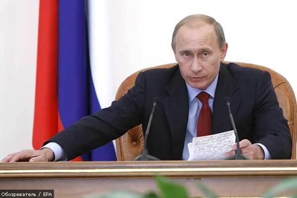 Путін зрозумів, що його уряд працює неякісно