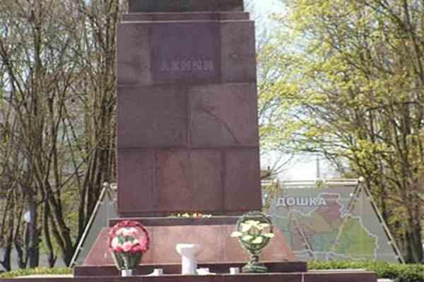 За унітаз під пам'ятник Леніну білорусу дали десять діб