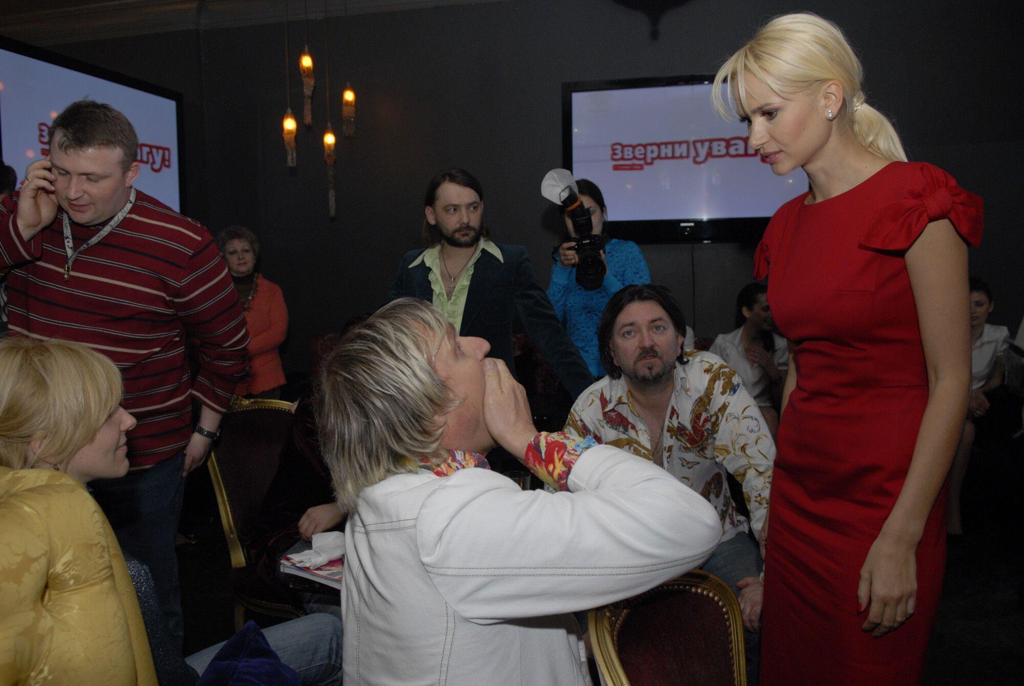Татьяна Рамус и Ирина Билык показали любовь